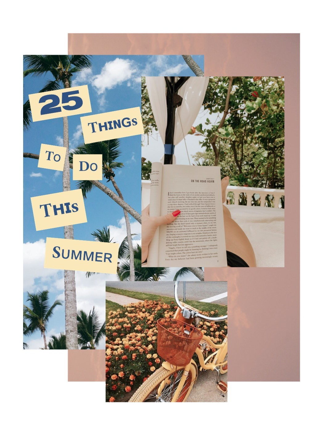 25 Things To Do Before SummerEnds