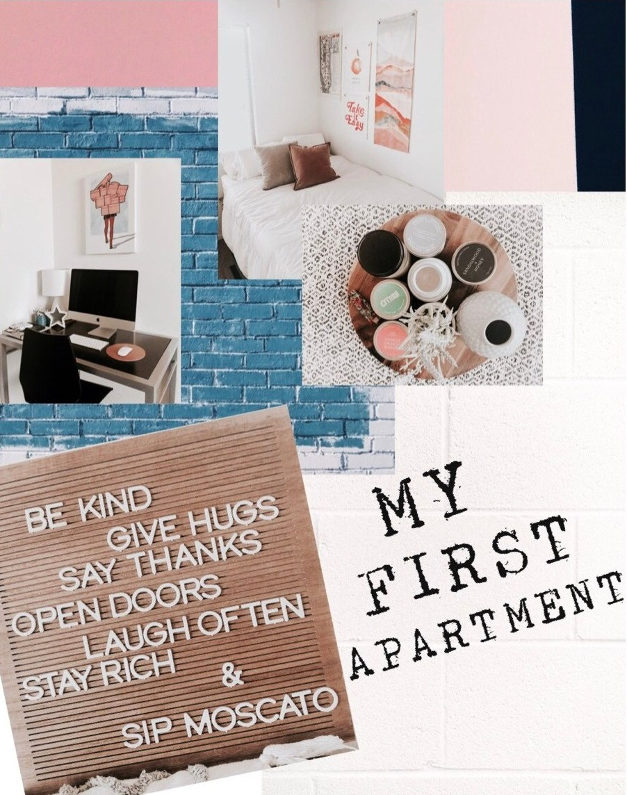 A First Apartment